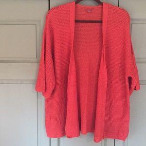 J Jill elbow length sleeve sweater size large